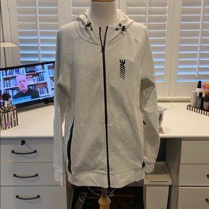 NWT zip up American Eagle hoodie